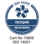 Isoqar 14001 2363x2363