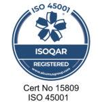 Isoqar 45001 2363x2363