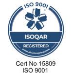 Isoqar 9001 2363x2363