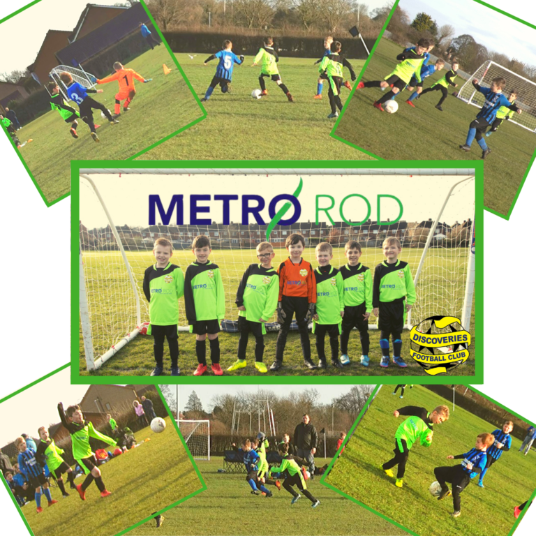 Discovery Jets FC Metro Rod