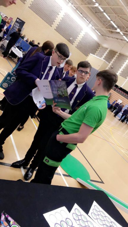 Apprenticeship STEM Matthew