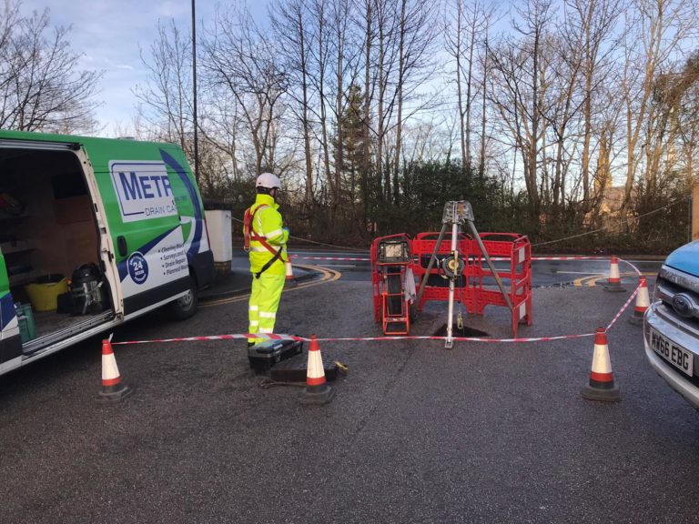 confined space, Metro Rod, Manchester, Macclesfield, Stockport