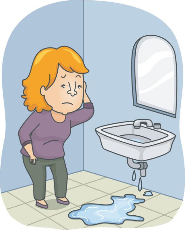 Faucet Clipart Clean Sink 10