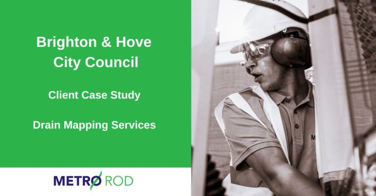 Client Case Study Drain Mapping Services B&h Council
